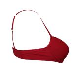 سینه بند ونا - قرمز - نمای کنار