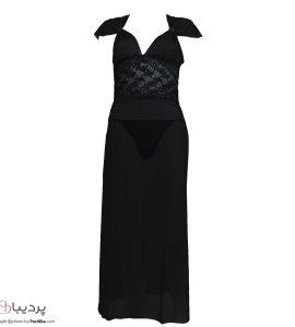 لباس خواب حریر شهره کد 9480