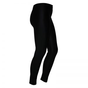 ساق شلواری مشکی براق (ساده)