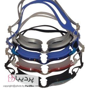 عینک شنای UV Shield کد 7110 - همه رنگها - نمای بالا