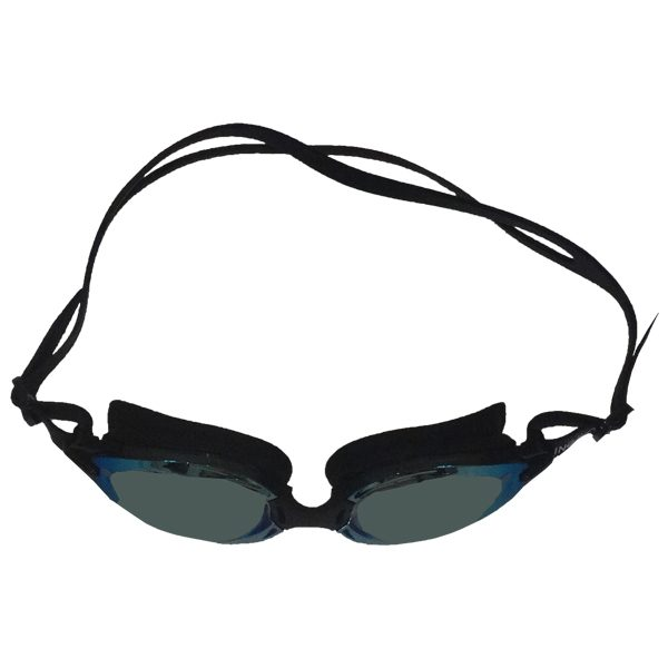 عینک شنای UV Shield کد 7110 - مشکی_آبی