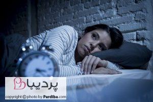 بی خوابی و نوع لباس خواب