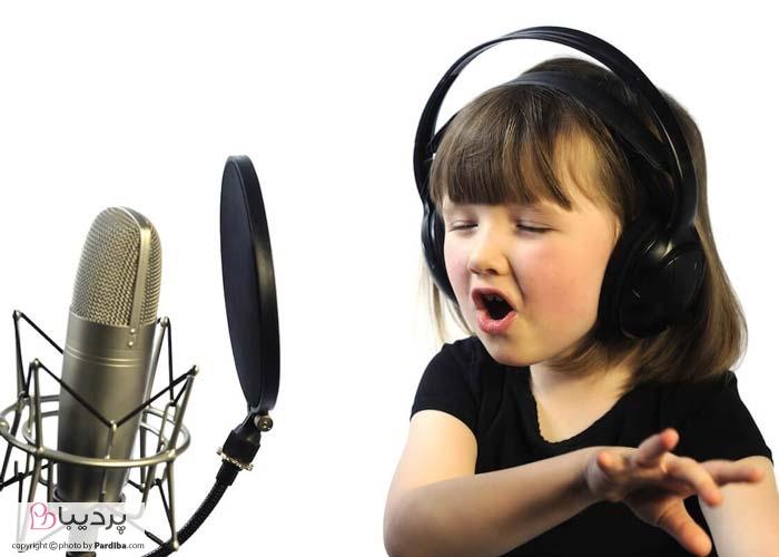 تاثیر موسیقی در زندگی کودکان