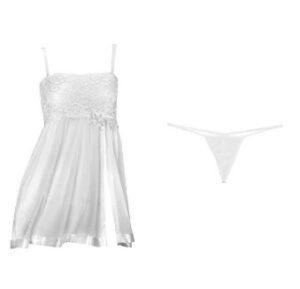 لباس خواب 501 سفید