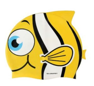 کلاه شنا بچگانه طرح ماهی